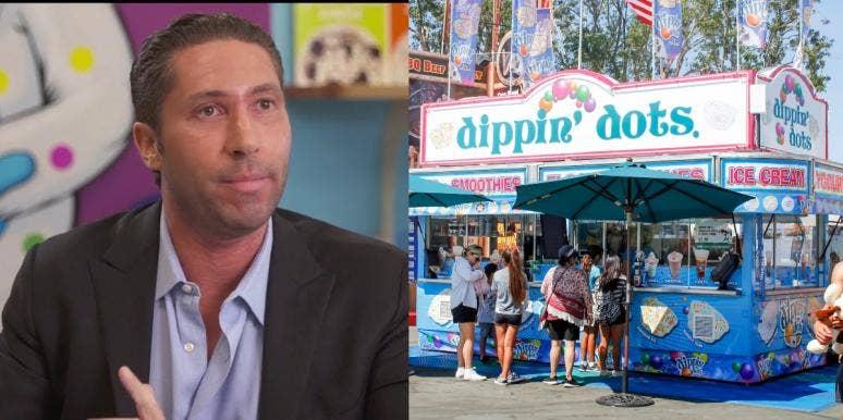 Dippin' Dots CEO Scott Fischer