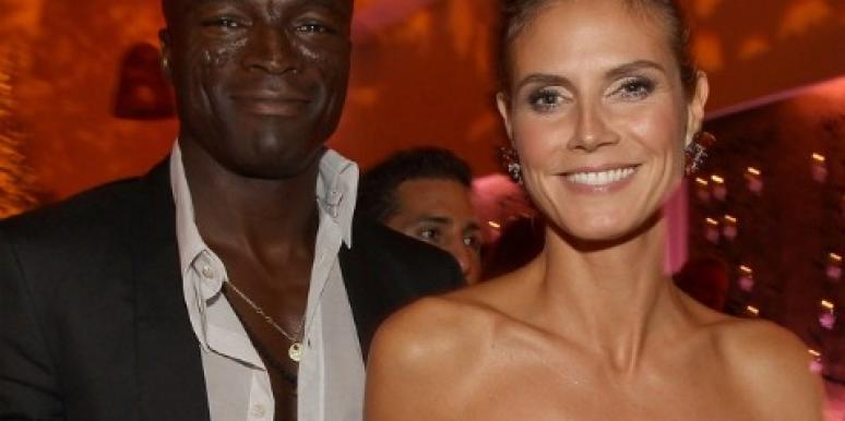 "Heidi Klum & Seal Update: ""We Have Decided To Separate"""