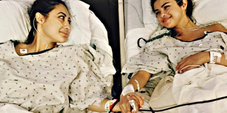 selena gomez transplant