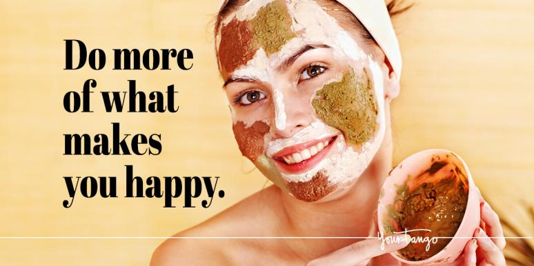 Self-Care Quotes DIY Spa Day At Home