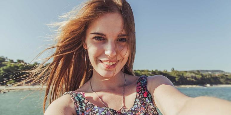 The Startling Effect Selfies Have On Your Facial Features
