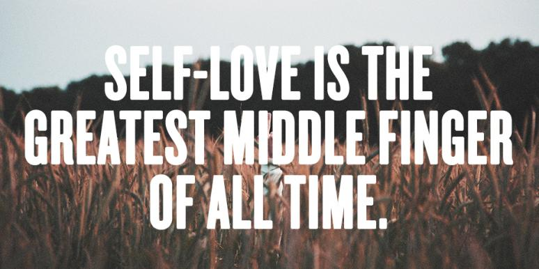 self love quotes confidence booster