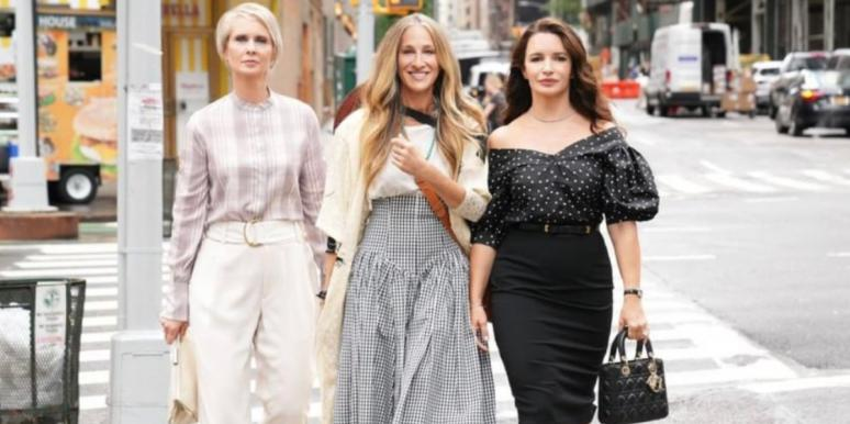Sex And The City Reboot 'And Just Like That'