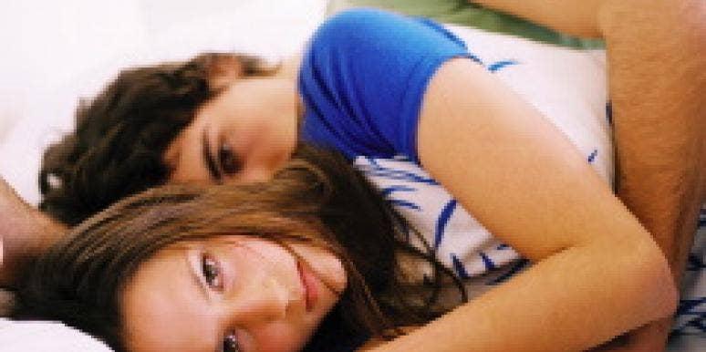 couple bed sexless