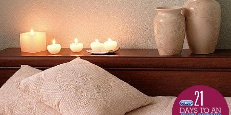 Steps To The Sexiest Bedroom Ever YourTango - Sexy bedroom lighting