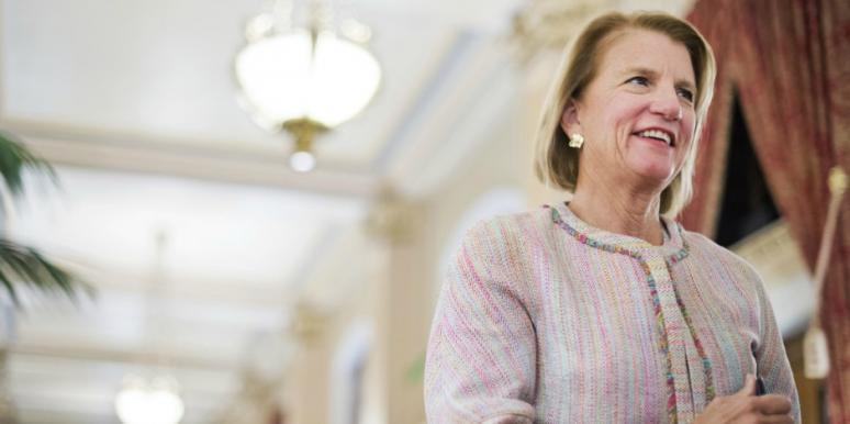 who is Shelley Moore Capito's husband