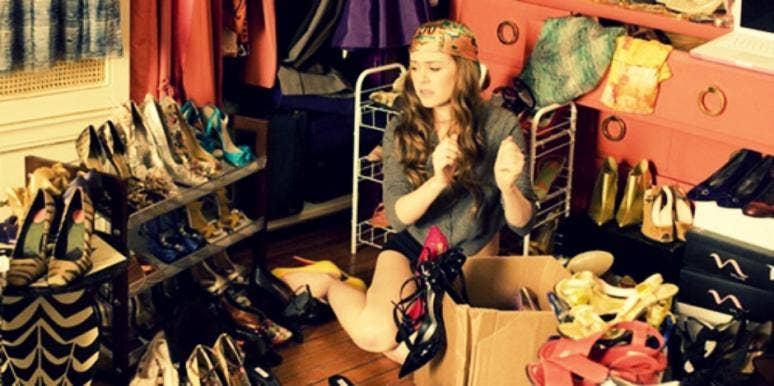 shopaholic closet
