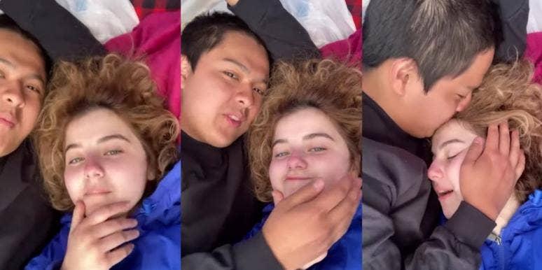 Sierra Halseth and Aaron Guerrero