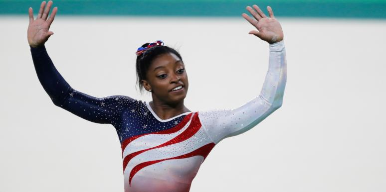 Simone Biles Is Holding The Olympics Accountable For Sexual Abuse