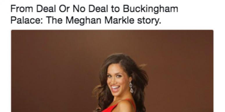 Meghan Markle memes and tweets
