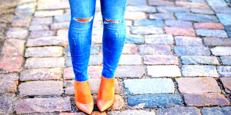 Woman Loses Feeling In Her Legs Because Of Her Skinny Jeans