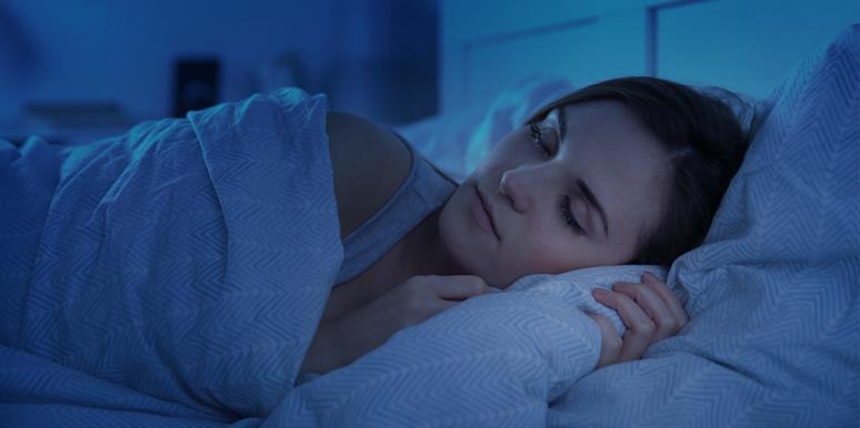 should you sleep on right or left side at night