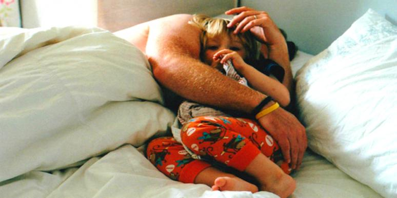 This Is Why Parenting Is More Exhausting Than You Think