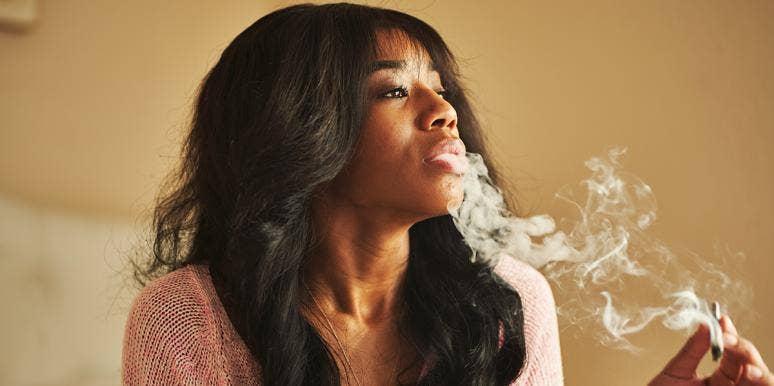 Smoking Pot Makes Me A Better Mom