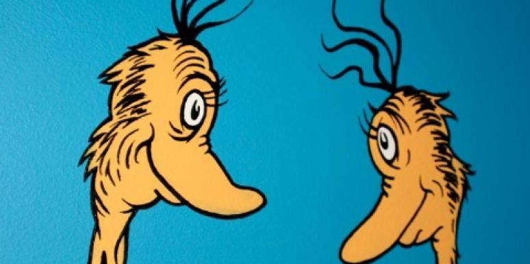 Dr. Seuss Pick Up Lines