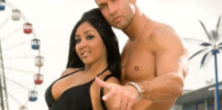 jersey shore snooki and the situation