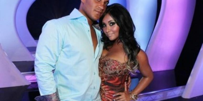 snooki and Jionni baby boy