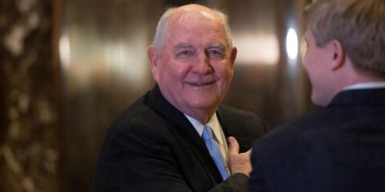 Who Is Sonny Perdue's Wife? New Details On Mary Ruff Perdue