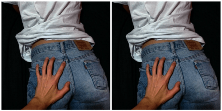 zen spanking