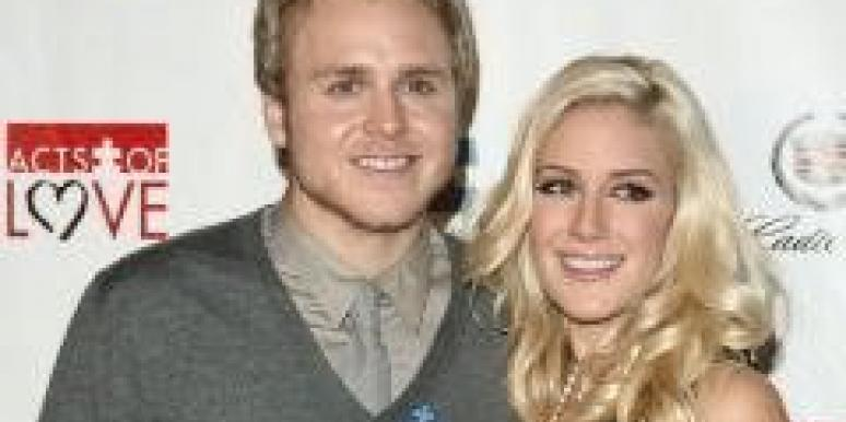 Heidi Montag and Spencer Pratt: Married