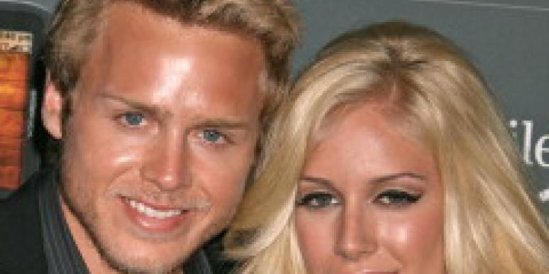 Spencer and Heidi await their fate in the Lost Chamber