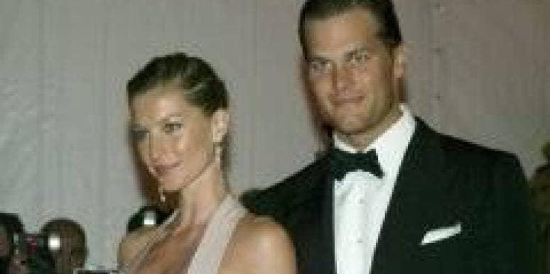 Gisele and Tom Brady