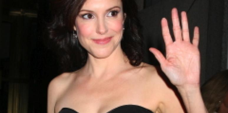 Mary-Louise Parker, weeds