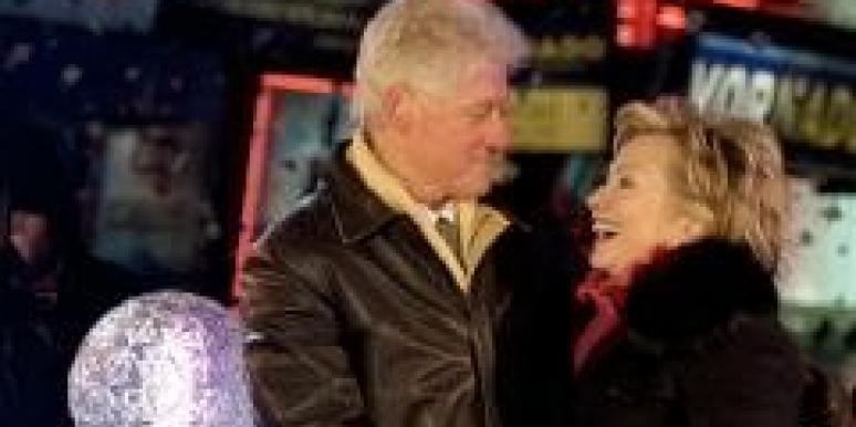 Bill and HIlary Clinton