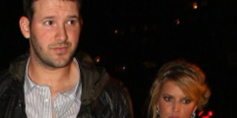 Jessica Simpson and Tony Romo not heading to the alter yet