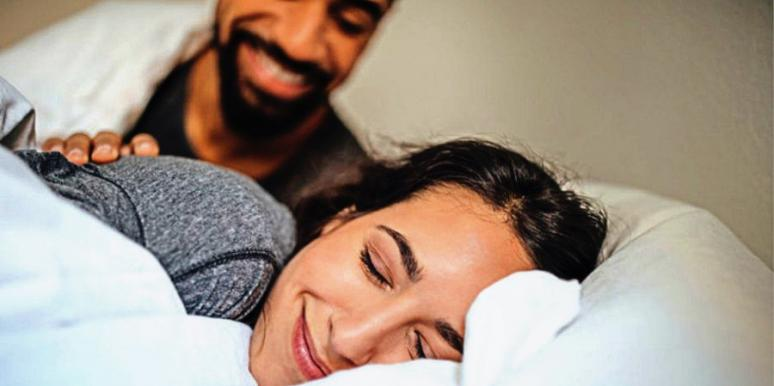 How to ask a guy to sleep with you