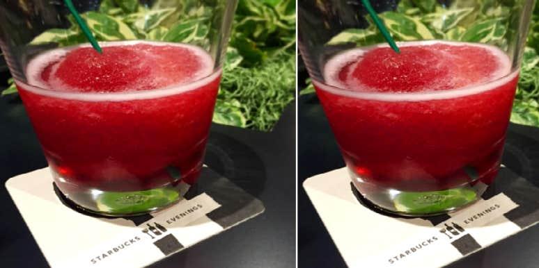 Starbucks Releases Boozy Frappuccino: The Wine Fraggino
