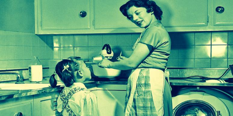 Sorry, But Being A Stay-At-Home Mom Is NOT A Job
