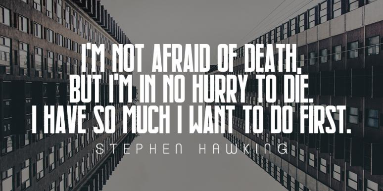 best stephen hawking quotes