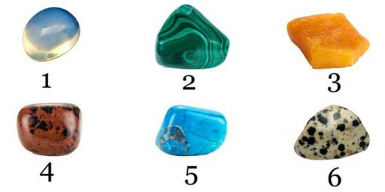 Choose A Stone And Discover What It Reveals About You