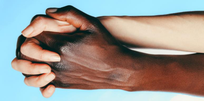 People against interracial dating