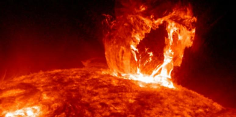 how the sun s major x class solar flares affect your mood and
