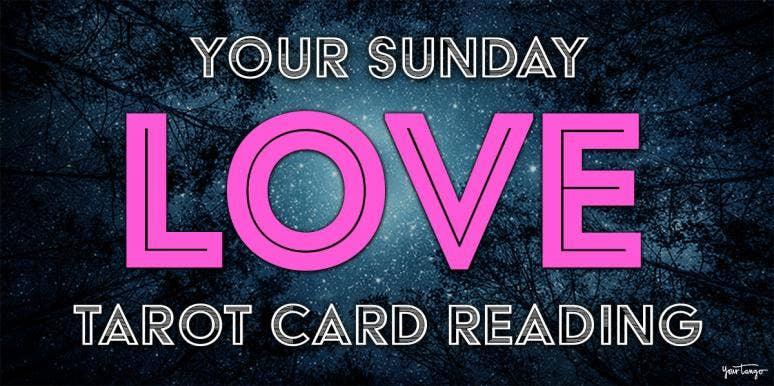 Today's Love Horoscopes + Tarot Card Readings For All Zodiac Signs On Sunday, April 5, 2020