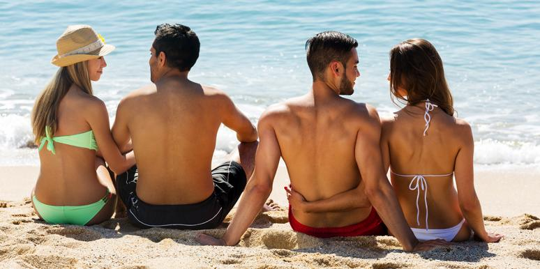 What Happened When My Friends Invited My Wife And I On A Swingers Sex Vacation