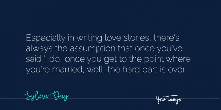 40 Best Sylvia Day Quotes From Her Books About Love, Romance And Seduction