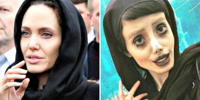 Who Is Sahar Tabar? Before & After Pics Of Teen Who Had 50 Surgeries To Look Like Angelina Jolie