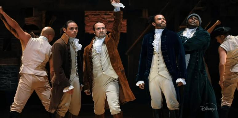 Takeaways From 'Hamilton' On Resilience & Fortitude