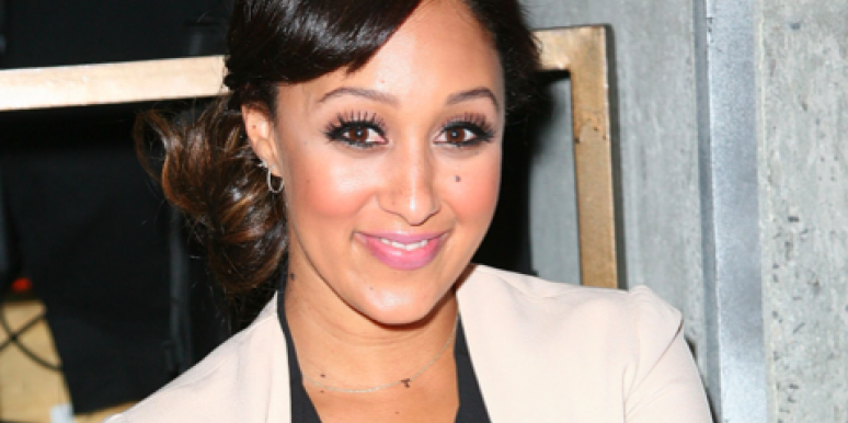 Parenting: Is Tamera Mowry-Housley Hoping For Twins?