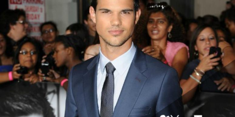 Taylor Lautner: I'll Never Get Tired Of The Screaming Girls