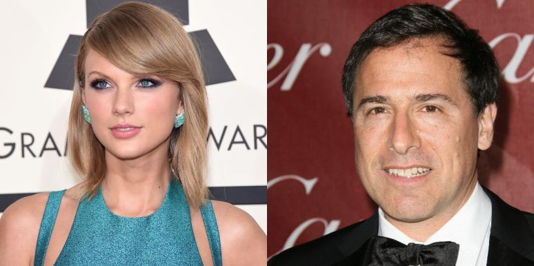 Taylor Swift and David O. Russell