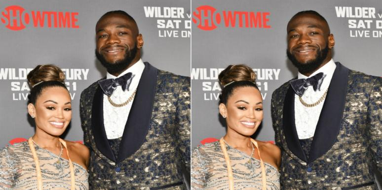 Who Is Deyontay Wilder's Fiancé? Everything You Wanted To Know About Telli Swift