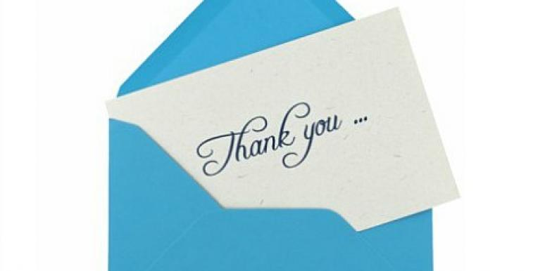 6 Simple Ways To Say 'Thank You' To Loved Ones [EXPERT]