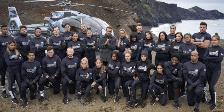The Challenge Cast