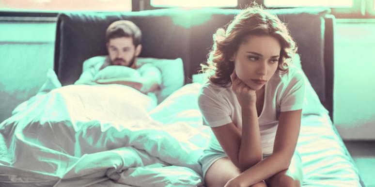 What To Do If He Doesn't Turn You On & You're Stuck In A Sexless Marriage