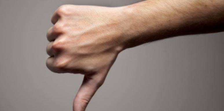 Weird sex thumb