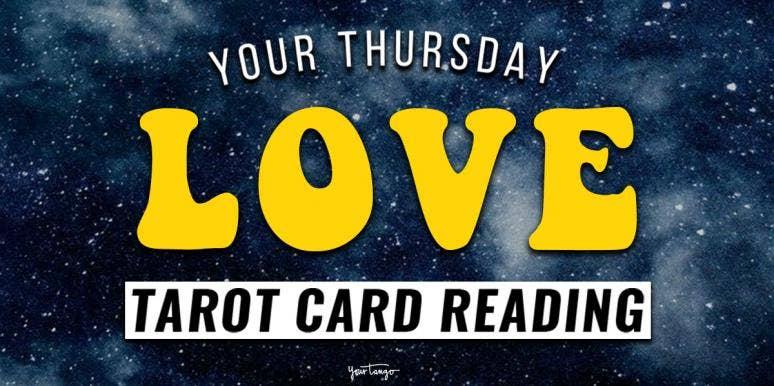 Today's Love Horoscopes + Tarot Card Readings For All Zodiac Signs On Thursday, April 9, 2020